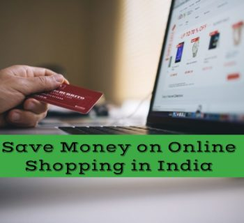 how to save money online shopping india